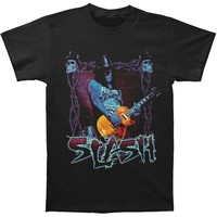Slash Men's  Razorwire T-shirt Black Rockabilia