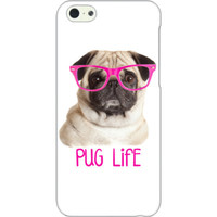 Pug Life iPhone 5c Case - FREE SHIPPING!