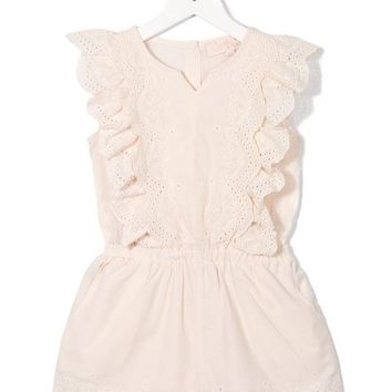 Tutu Du Monde Carnation Playsuit - Farfetch