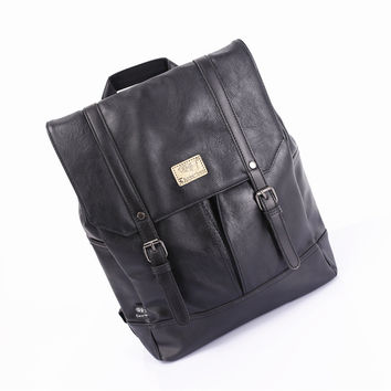 Casual Backpack Vintage Stylish Travel Bags [6583353415]