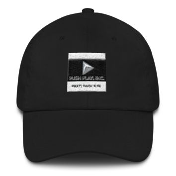 New Arrival 2018 Push Play Dad Hat