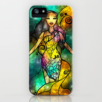 Life, Spirit, Name iPhone Case by Mandie Manzano | Society6