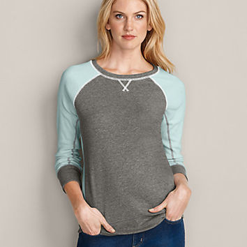 Legend Wash Sweatshirt - Colorblock | Eddie Bauer