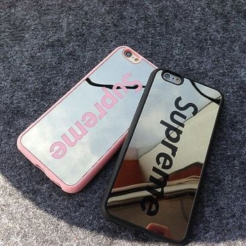 Luxury Supreme Sliver Mirror Case