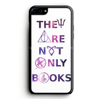 They Are Not Only Books Galaxy iPhone 7 Plus Case | aneend