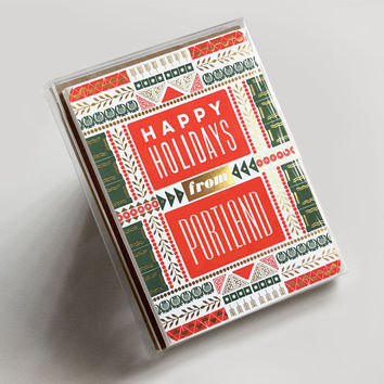 Happy Holidays from Portland Boxed Set