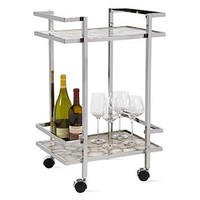 Agate Bar Cart | Bar Carts & Cabinets | Dining Room Furniture | Furniture | Z Gallerie