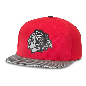 Chicago Blackhawks Chromel Hat