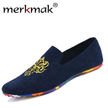Hot Sale Velvet Loafers