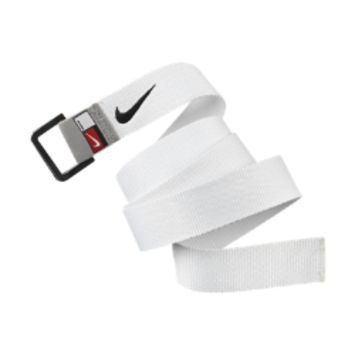 Nike Football Belt (White)