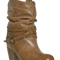Dingo Women's Twisted Sister Boot - Tan