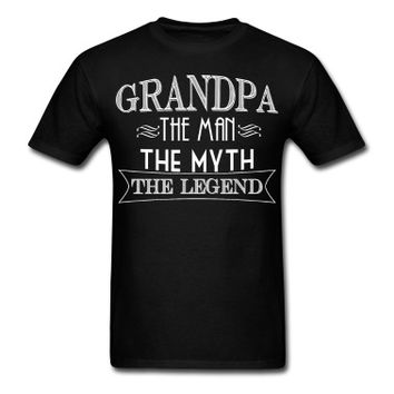Grandpa The Legend T-Shirt