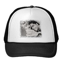Uncle Jesse and Michelle trucker hat from Zazzle.com