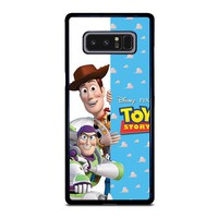 TOY STORY DISNEY Samsung Galaxy Note 8 Case Cover