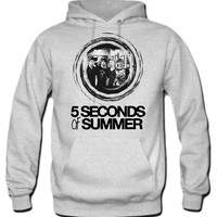 5 Seconds Of Summer All Band Hoodie