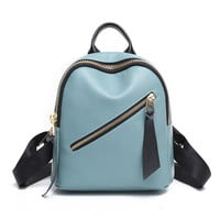 College Stylish Comfort Hot Deal On Sale Back To School Korean Simple Design Casual Backpack [4982891012]