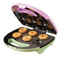 Nostalgia Electrics MDM-600 Mini Orbital Donut Maker