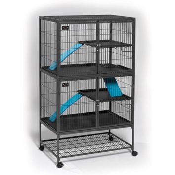 Ferret Nation Double Unit with Stand - Walmart.com