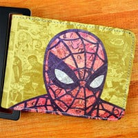 Spider Man Bifold Wallet