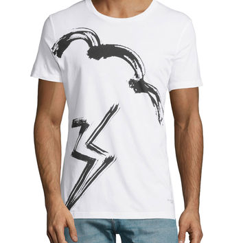Selsey Storm-Graphic Knit Tee,