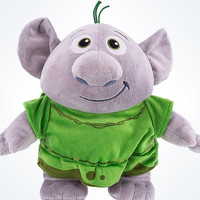 "Disney Parks Troll Reversible 10"" Plush New With Tags"