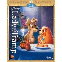 Lady and the Tramp (Three-Disc Diamond Edition Blu-ray/DVD + Digital Copy) (1955)