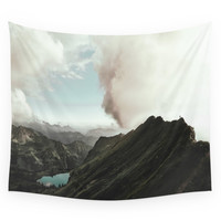 Society6 Far Views - Landscape Photography Wall Tapestry