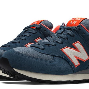 New Balance Women 574 Pennant Pack PBL