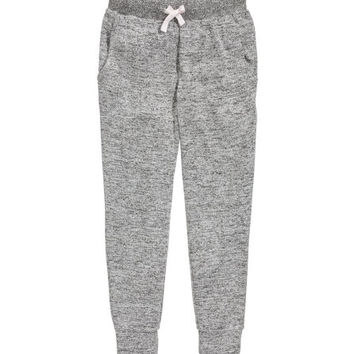 Fine-knit Joggers - from H&M