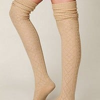 Free People  Clothing Boutique > Vintage Sweater Tall Sock