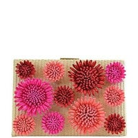 Kate Spade New York Emanuelle Montigo Avenue Floral Clutch