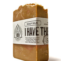 I Have The Power! Soap Bar