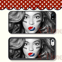Beyonce, iPhone 5 case iPhone 5c case iPhone 5s case iPhone 4 case iPhone 4s case, Samsung Galaxy S3 \S4 Case, Phone case--X51076