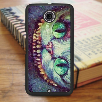 Madhatter Chershire Cat Nexus 6 Case