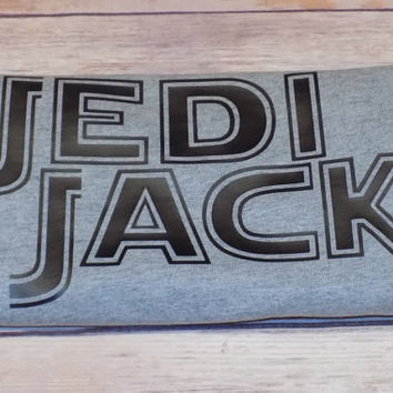 Personalized Jedi Star Wars Shirt