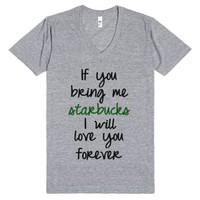 If You Bring Me-Unisex Athletic Grey T-Shirt