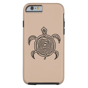 Turtle Cell Phone Case Tough iPhone 6 Case