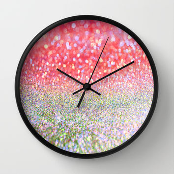 Candy. Wall Clock by Haroulita