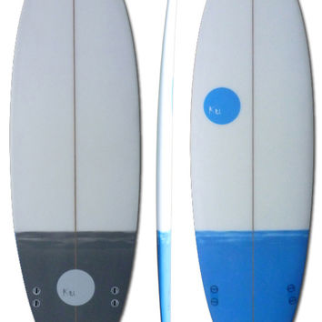5ft 10 Fish Surfboard