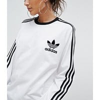 """Adidas"" Women Fashion Shirt Top Blouse Sweater Pullover Sweatshirt"