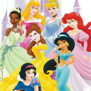 Disney Royal Princess Poster