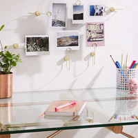 Set of 6 Photo Wall Clips | Urban Outfitters