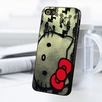 Hello Kitty iPhone 5 Or 5S Case
