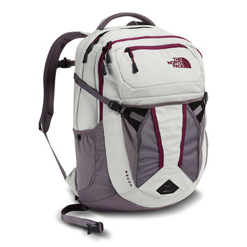 Women's Recon Backpack in Vaporous Grey Light Heather by The North Face