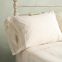 TROUSSEAU PILLOWCASES, SET OF 2 - Bed Linens - Bedroom - For the Home | Robert Redford's Sundance Catalog