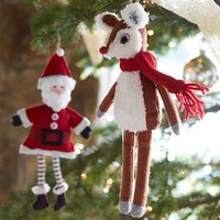 Plush Ornaments | Pottery Barn Kids