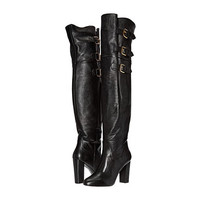 Boutique Moschino Goat Buckle Boot