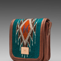 WILL Leather Goods Oaxacan Small Crossbody in Cognac from REVOLVEclothing.com