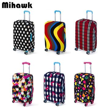 Elastic Luggage Protective Cover For 18 to 30 inch Trolley suitcase Dust Bags Case Travel Accessories Supplies Gear Item Product