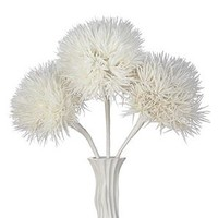 Faux Allium Stem - Set of 3 | Entertain Riley Bedroom Inspiration | Bedroom | Inspiration | Z Gallerie